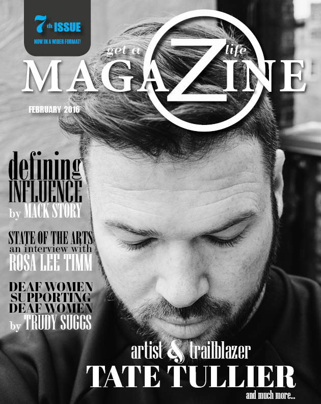 Z Life Magazine Issue 7 cover