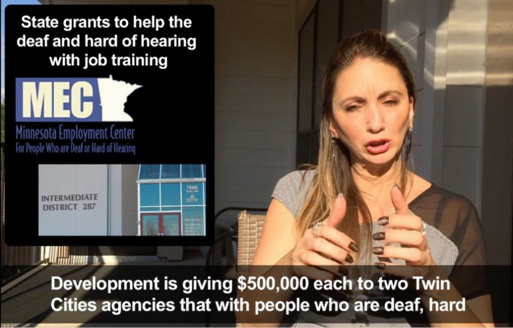 State grants to help the deaf and hard of hearing with job ...